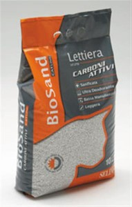 Biosand חול פחם פעיל 10 ליטר