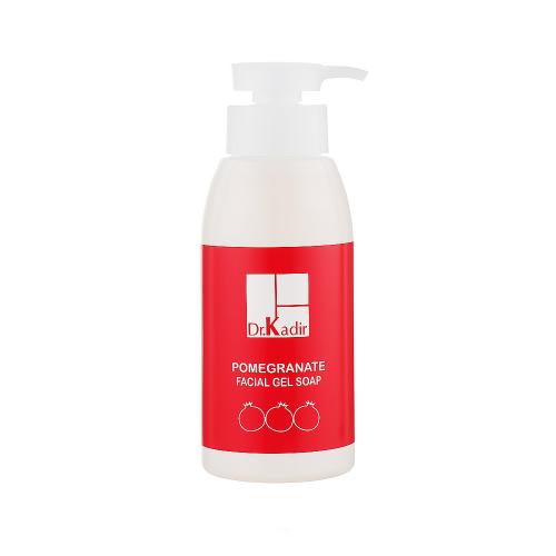 """ד""""ר כדיר אלסבון לפנים רימונים - Dr. Kadir Pomegranate Facial Gel Soap"""