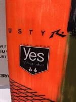 RUSTY YES THANKS 5.7