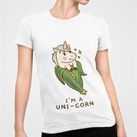 חולצת טי - I'm a Uni-Corn