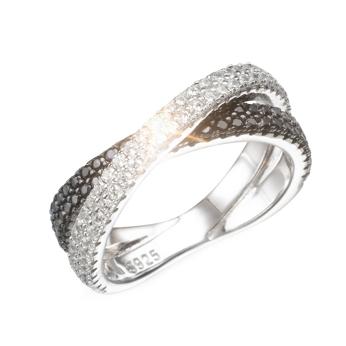 טבעת ARIA איקס מכסף 925