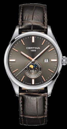 שעון סרטינה דגם C0334571608100 Certina