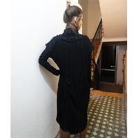שמלת מאונטן שחורה
