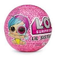 כדור לול ליל האחות הקטנה .L.O.L