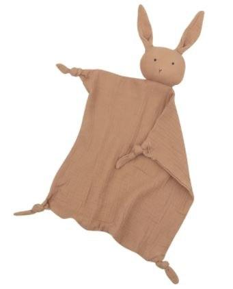 שמיכי ארנב חום