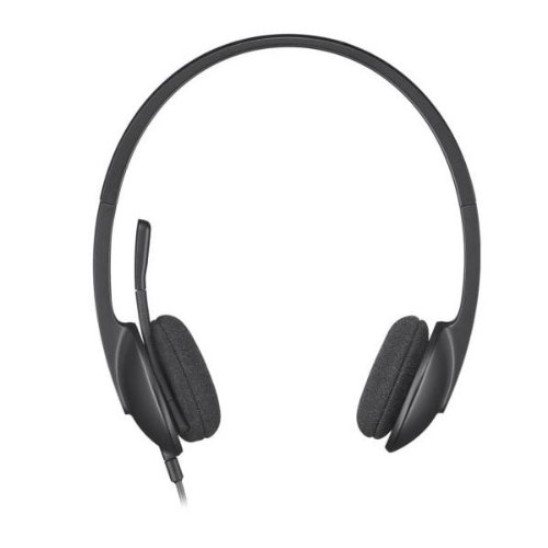 אוזניות Logitech H340 USB