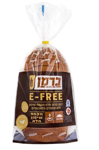 לחם שיפון E-FREE