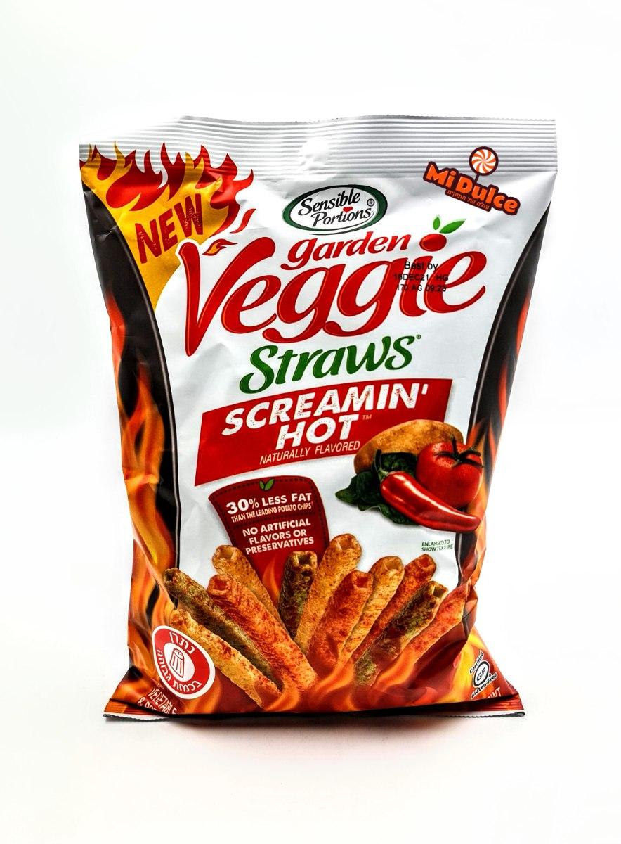 Garden Veggie Screaming Hot