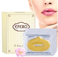 מסכת הזהב שפתיים - חומצה היאלורונית -  15 יח'