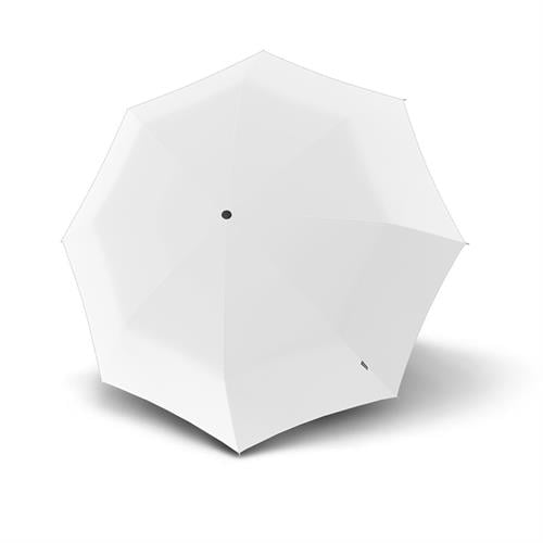 מטריה איכותית של המותג הגרמני המוביל בעולם KNIRPS- צבע לבן