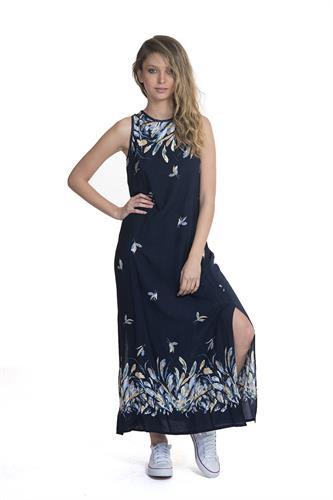 שמלה עינבר כחול