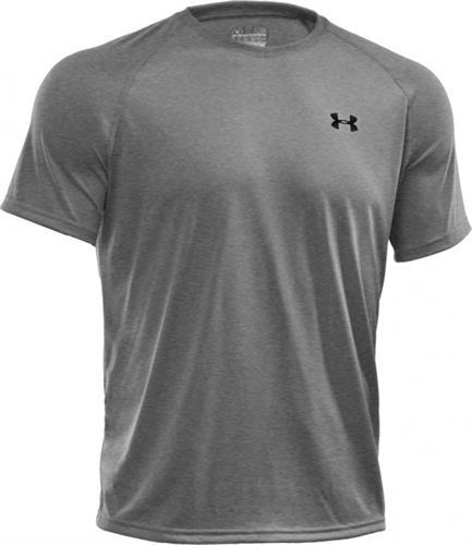 חולצת קצרה אנדר ארמור לגבר 1228539-025 Under Armour tech ss tee T-shirt