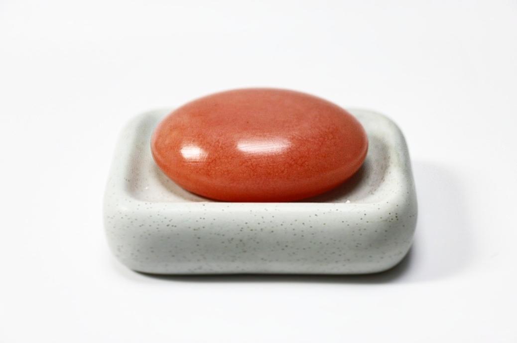 סבון  אובלי שטוח