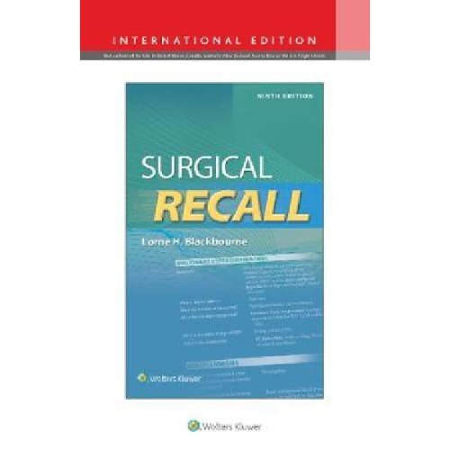 Surgical Recall 9th Edition