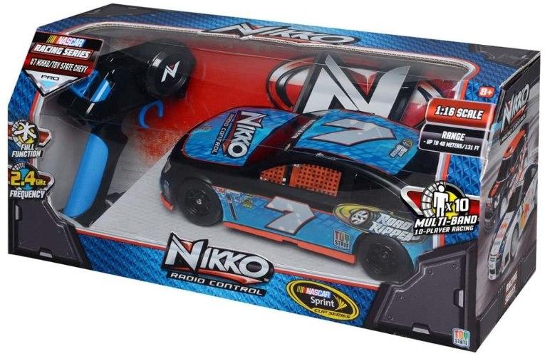 מכונית על שלט רחוק  Nikko 1: 16  Napa Chevrolet