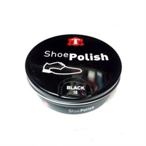משחת נעליים שחורה לנעליים צבאיות- Shoe Polish