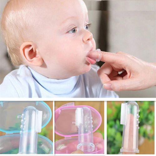 מברשת שיניים לתינוק