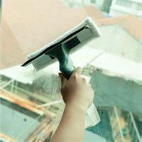 מנקה ומבריק חלונות 3 ב-1