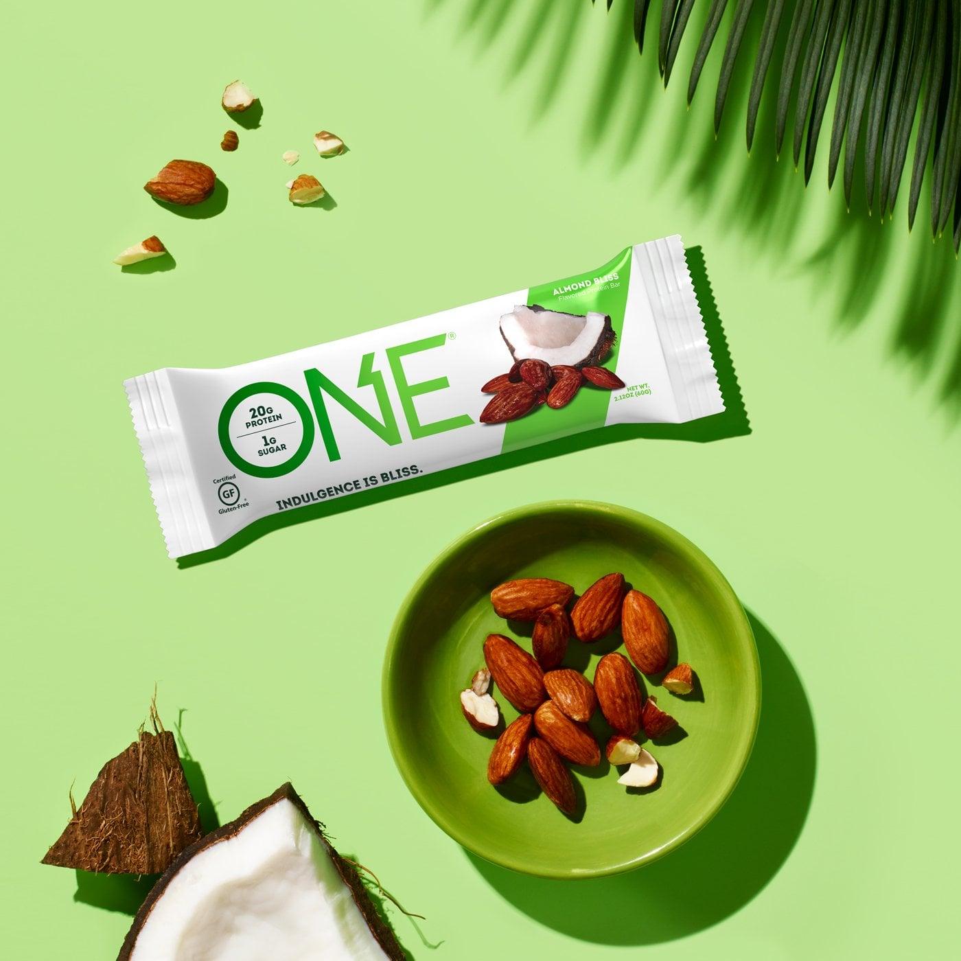 חטיף חלבון או יה וואן -  OH YEAH! ONE BAR |שקד קוקוס