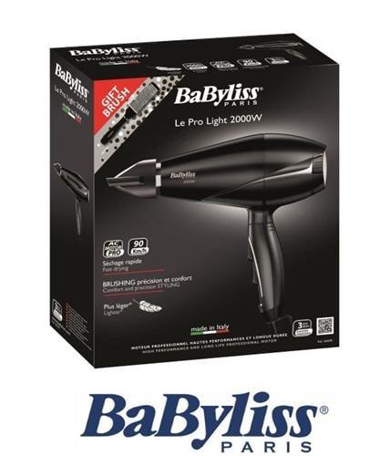BaByliss מייבש שיער מקצועי  דגם E-6604BR