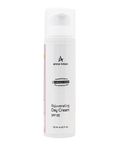 Anna Lotan New Age Control Rejuvenating Day Cream - אנה לוטן  קרם הגנה יומי-להצערת מראה העור