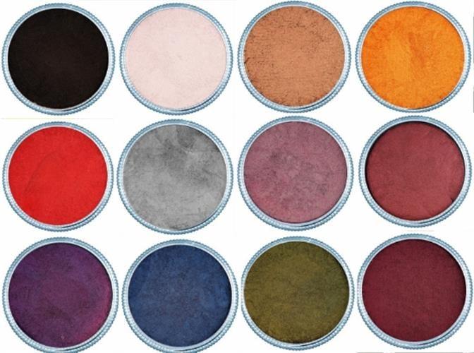 צבעי גוף מטאלים חברת קמיליון 32gr pearl  Cameleonpaint