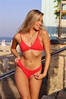 בגד ים ברזילאי - RED טופ ויק
