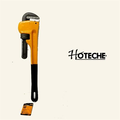 """מפתח צינורות מקצועי 14""""  מבית חברת HOTECHE"""