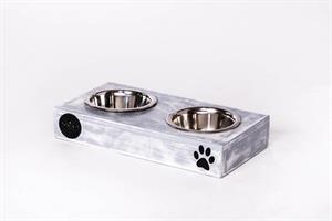 כלי אוכל ושתיה לכלב - ג'קסון S