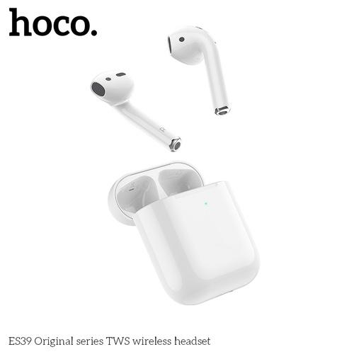 אוזניות אלחוטיות איירפודס Hoco ES39 Wireless Bluetooth Charging Case