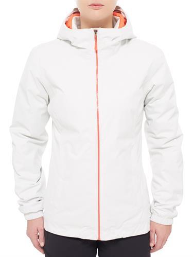 מעיל נשים נורט פייס מדגם The North Face Women's Quest Insulated Jacket Vaporous Grey
