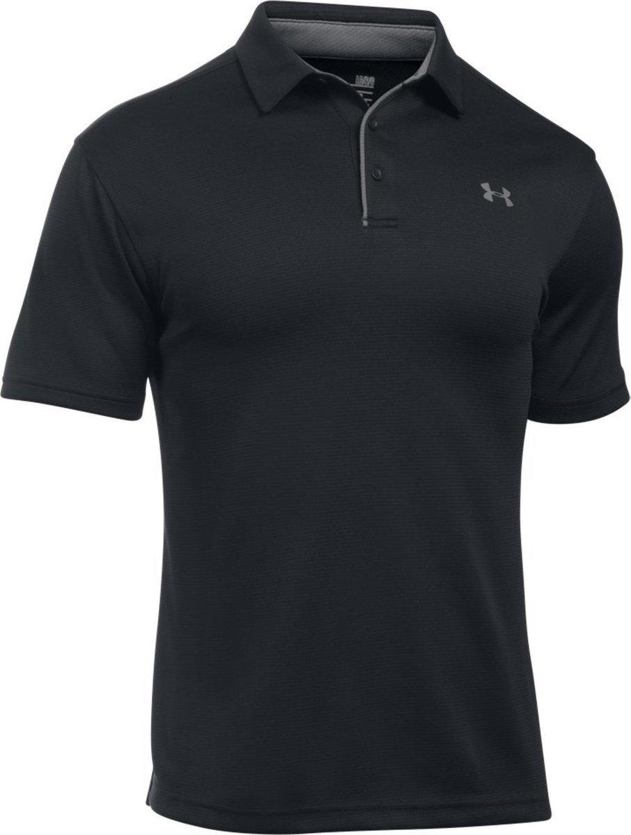 חולצת פולו אנדר ארמור לגבר 1290140-001 Under Armour  Tech Polo