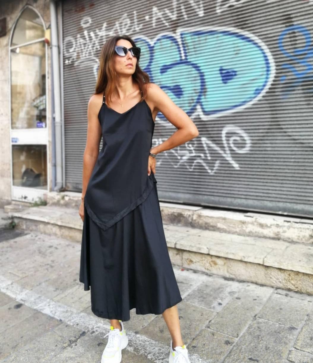 שמלת נואל פריזאית