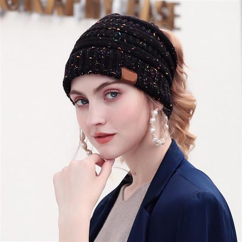 כובע חורף עם פטנט ייחודי - H.hat