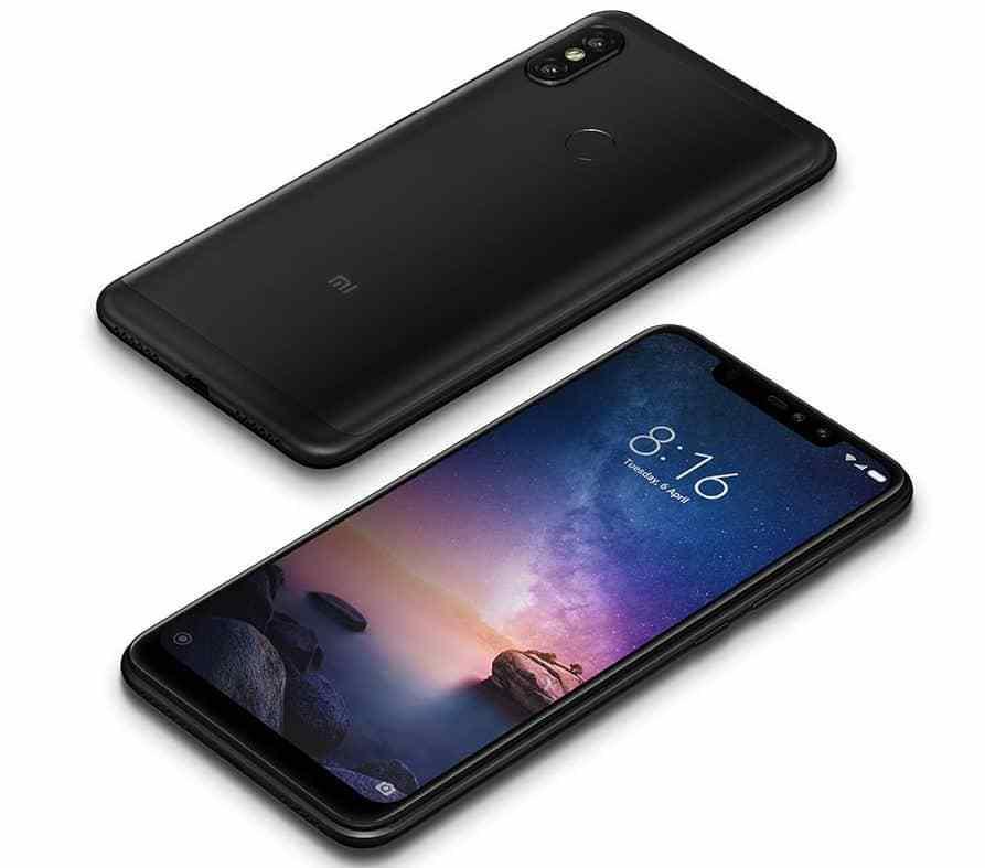 טלפון סלולרי Xiaomi Redmi Note 6 Pro 64GB 4GB RAM שיאומי