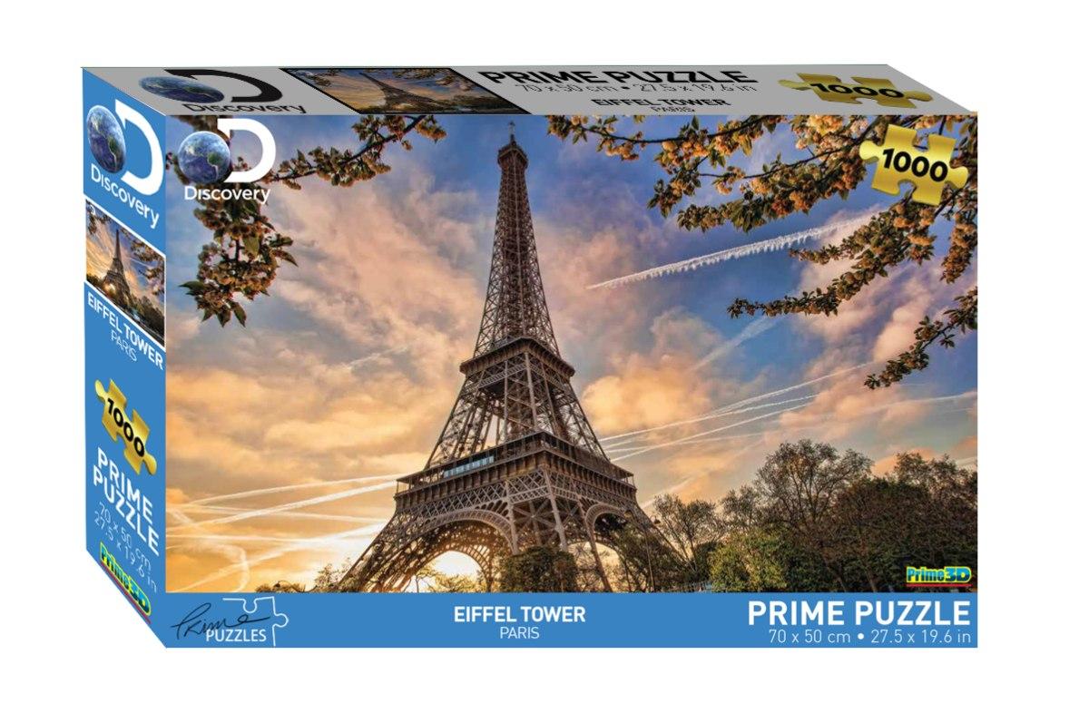 פאזל 1000 מגדל אייפל פריז צרפת