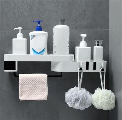 מדף תלייה למקלחת ולמטבח