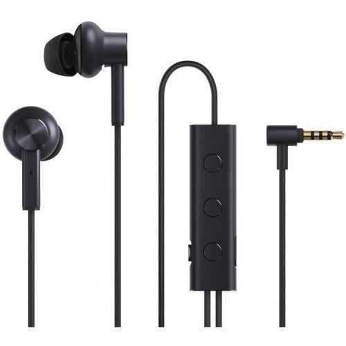 Mi Noise Canceling Earphones 16328   אוזניות חוטיות איכותיות XIAOMI