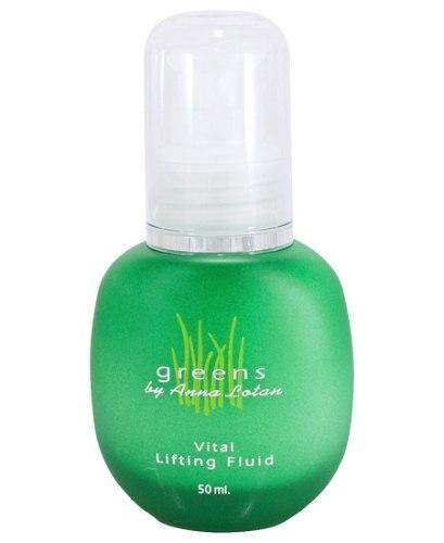 אנה לוטן סרום לחותי ממצק - Anna Lotan Greens Vital Lifting Fluid