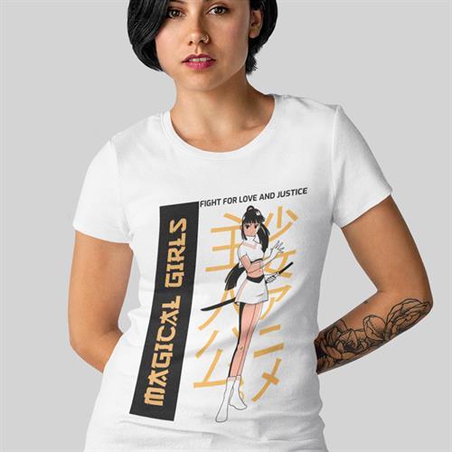 חולצת טי - Magical Girls