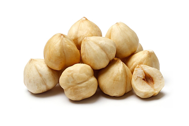 אגוזי לוז בונדוק קלויים