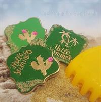 SUMMER SET OF STAMPS | HELLO SUMMER COOKIES | CACTUS FONDANT EMBOSSER | SAILING PATTERN