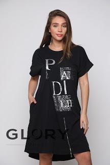שמלת הדפס GLORY -PADI
