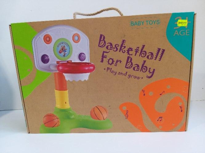 מתקן כדורסל לקטנטנים