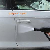 סלוטייפ נסתר מהעין להדבקה על הרכב למניעת שריטות והצטברות לכלוכים