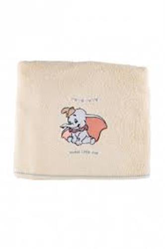 מגבת ענק של דמבו 120/100 של ורדינון