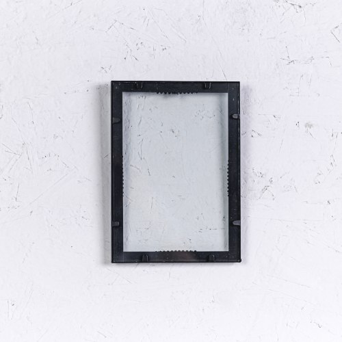 מסגרת ברזל (דו כיווני) שחור - גודל בינוני