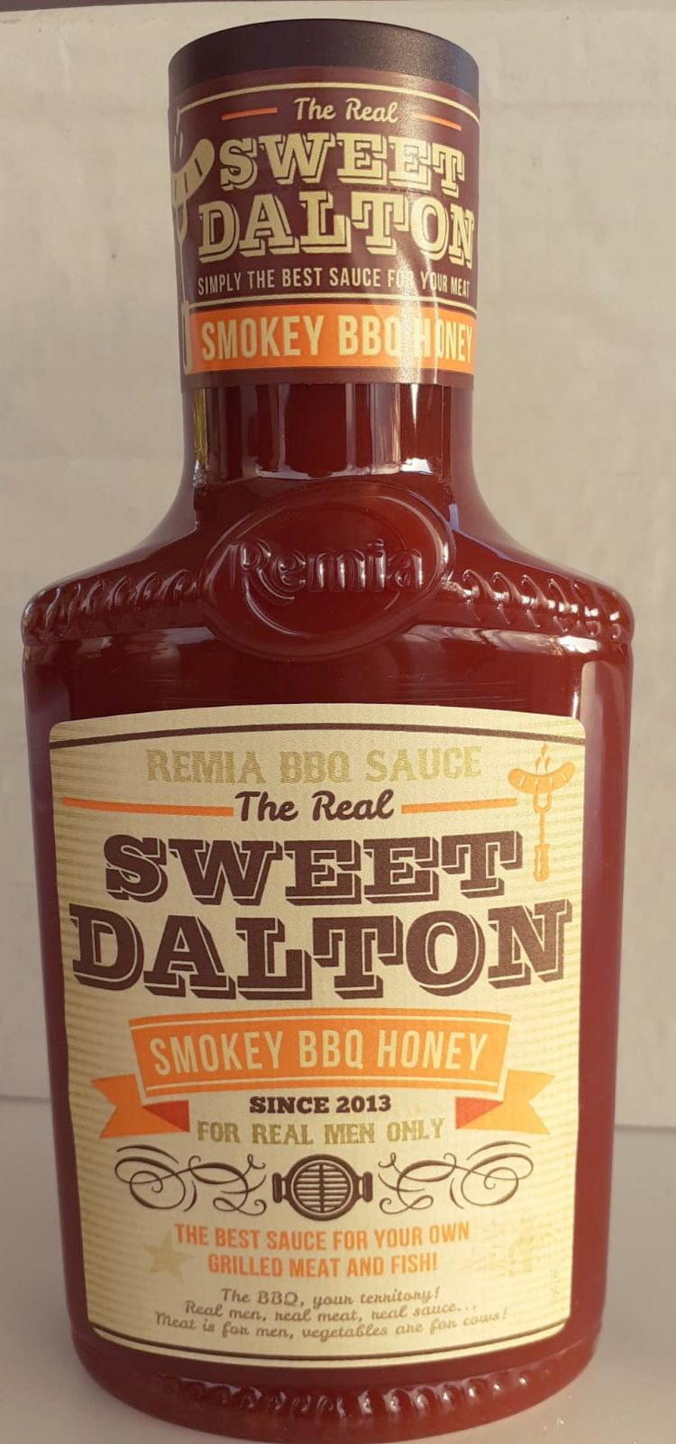 רוטב ברבקיו מעושן עם דבש DALTON