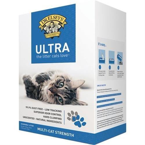 חול חתולים מתגבש היפואלרגני דר' אלסיס 9.1 ליטר