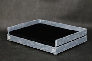 מיטות- דינגו L אפור בטון